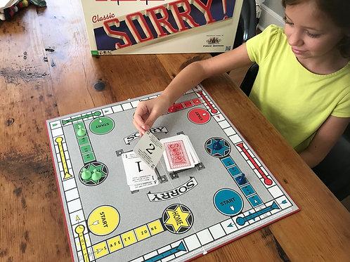 TUESDAY MORNING: Morning Board Games Winter Session (Grades K-2)