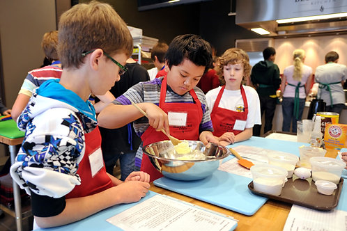 TUESDAY AFTERNOON: CALLING ALL COOKS Winter (grades K-2)