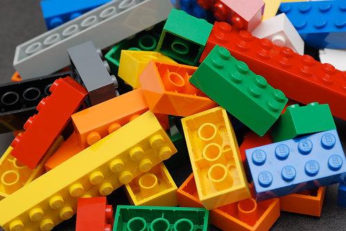 Tuesday: Lego Robot Building (K-2)