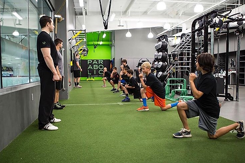 TUESDAY MORNING: Parabolic Fitness Youth Program (Ages 8-11)
