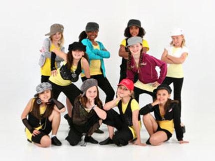 WEDNESDAY AFTERNOON: Hip Hop (Grades K-2)