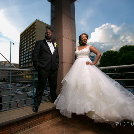Kuda & Charles wedding