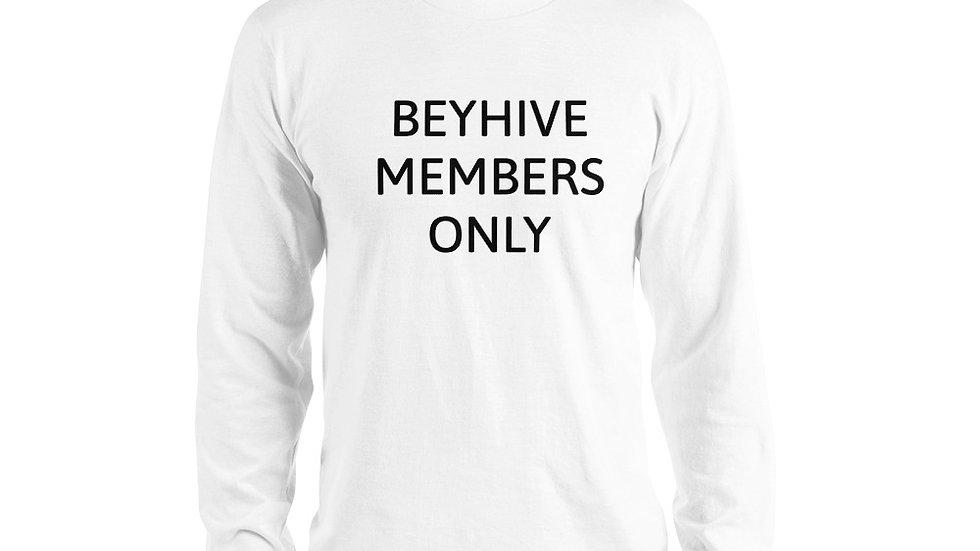 Long sleeve t-shirt - KenYUCK Beyhive members only
