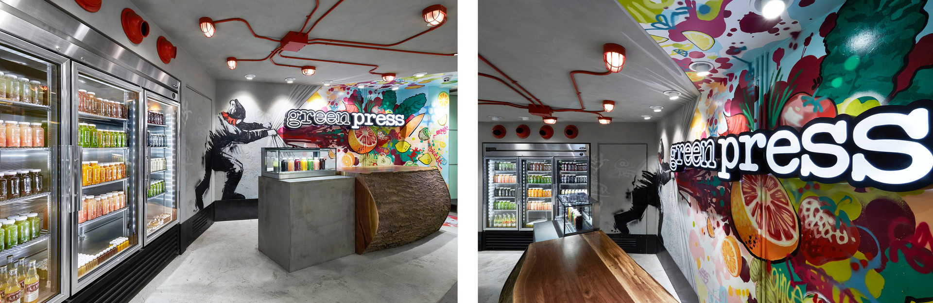 Green Press Inc.- Hudson's Bay Centre