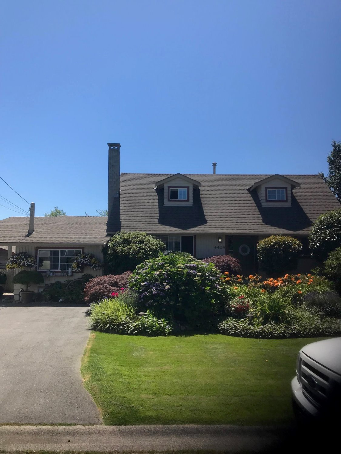Richmond Roof Cleaning & Moss Removal - After