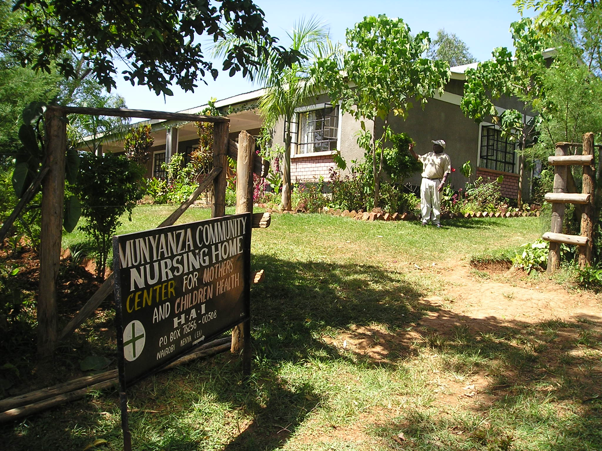 MUNYANZA HEALTH CENTER