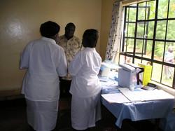 Munyanza Health Center - In the works (8)