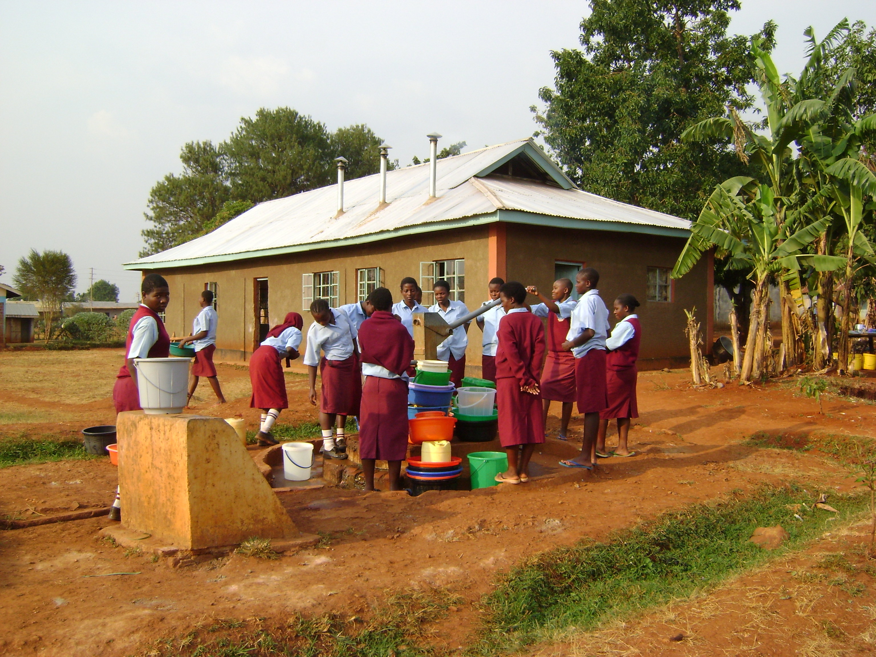 KHWISERO GIRL'S SECONDARY SCHOOL