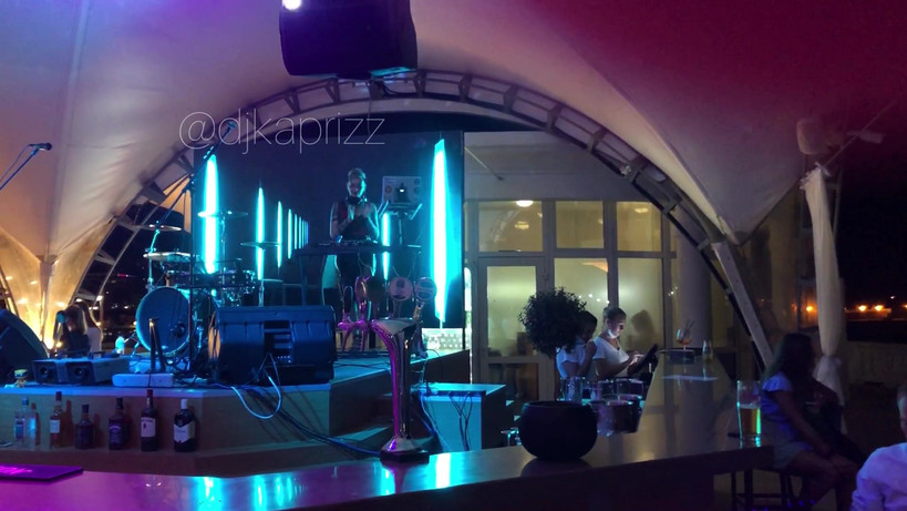 Dj Kaprizz - live @ Звездная веранда (Со