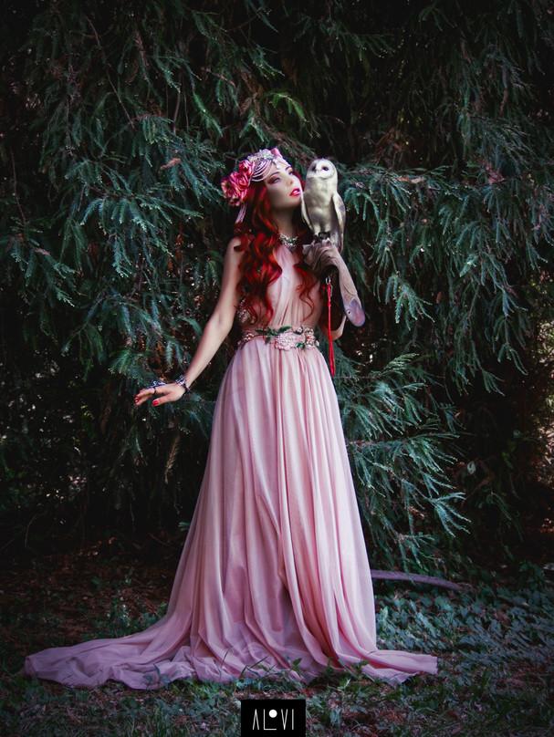Al'Vi - Forest Nymph