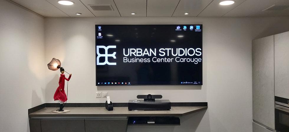 BCC configuration audio/vidéo