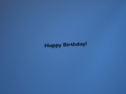 Punny Birthday Card Youre Awesome Punny Gifts – Birthday Card Delivery Australia