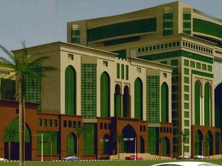 مشروع اول مسجد مستدام في دولة الكويت باعتماد شهادةا لقيادة في الطاقة والتصميم البيئي