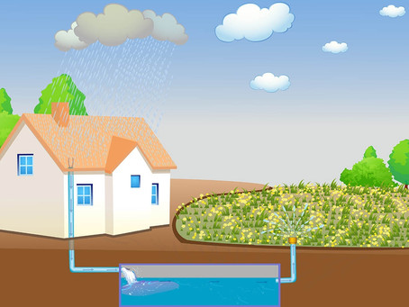 مشروع جمع مياه الأمطار