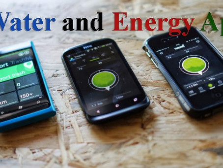 Project 4: Misuse of Water and Energy Mobile App.