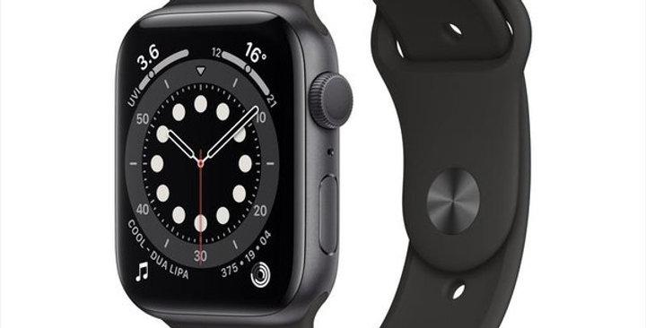 Apple Watch Series 6-40 mm Stainless Steel Case