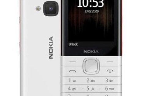 Nokia 5310 Dual SIM White/Red