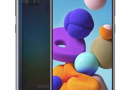 Samsung Galaxy A21s Black 128GB