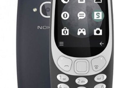 Nokia 3310 Dual SIM Charcoal