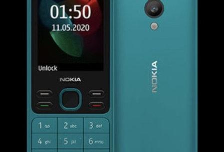 Nokia 150 Dual Sim Cyan