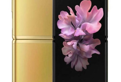 Samsung Galaxy Z Flip Mirror Gold 256GB 4G