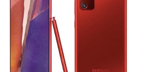 Samsung Galaxy Note20 4G Mystic Red 256GB