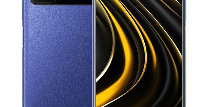 Xiaomi Poco M3 Cool Blue 64GB