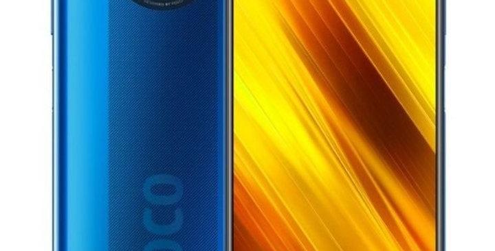 Xiaomi Poco X3 Cobalt Blue 64GB