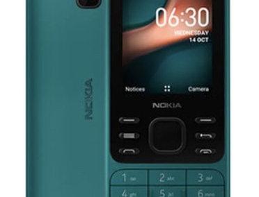 Nokia 6300 Dual SIM Cyan 4GB