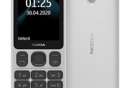 Nokia 125 Dual Sim White