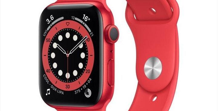 Apple Watch Series 6-44 mm Stainless Steel Case