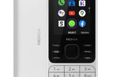 Nokia 6300 Dual SIM White 4GB