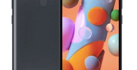 Samsung Galaxy A11 Black 32GB