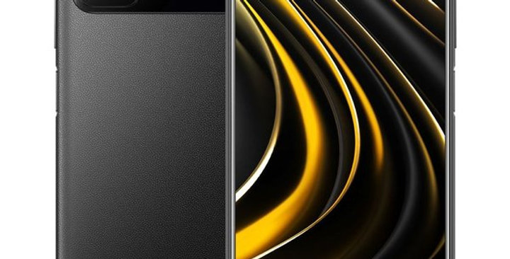 Xiaomi Poco M3 Power Black 64GB