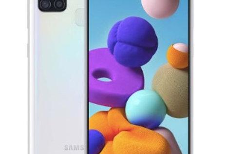 Samsung Galaxy A21s White 128GB