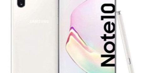 Samsung Galaxy Note10 Aura White 256GB