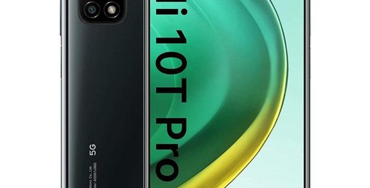 Xiaomi Mi 10T Pro Cosmic Black 256GB