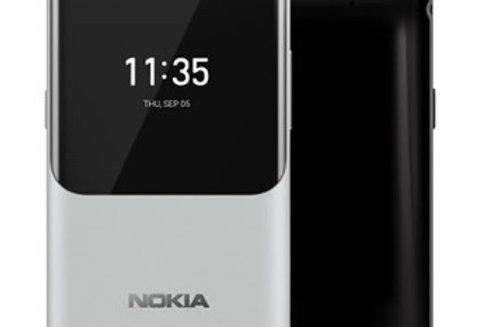 Nokia 2720 Flip Phone Grey 4GB