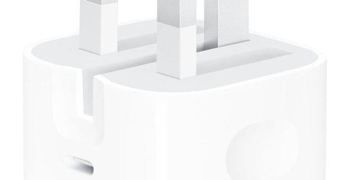 Apple USB-C 20W Power Adapter White
