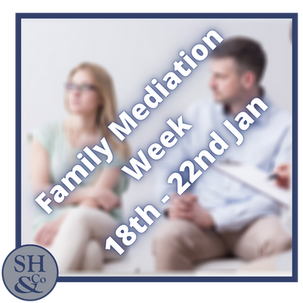 Family Mediation Week 18-22 January