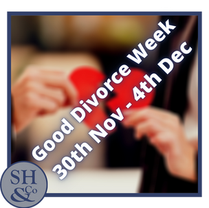 Have you Heard Of Good Divorce Week?