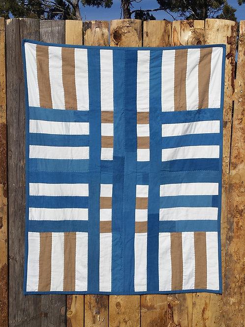 Center Cross Quilt
