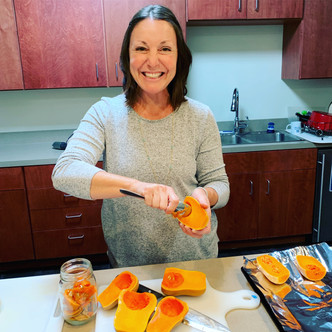 Jenna Cooking