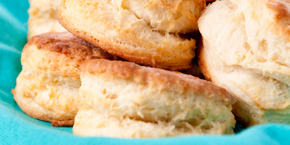 Fluffy & Buttery Biscuits ~ Baking Class