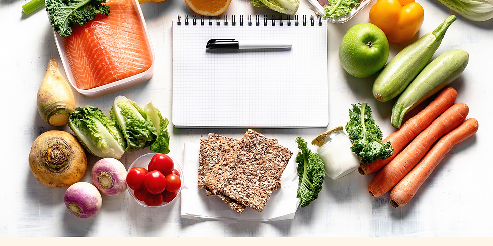 Well-Planned Meals ~ Meal Prep Class