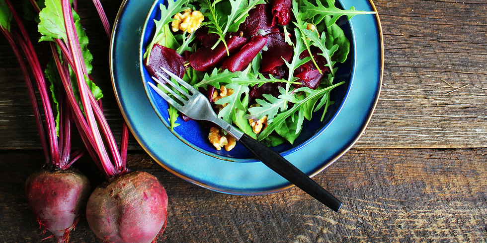 Roasted Beet Salad ~ Cooking Class