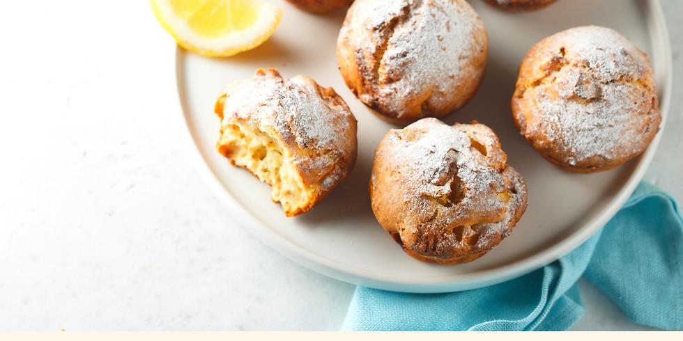 Mini Ricotta Cakes ~ Baking Class