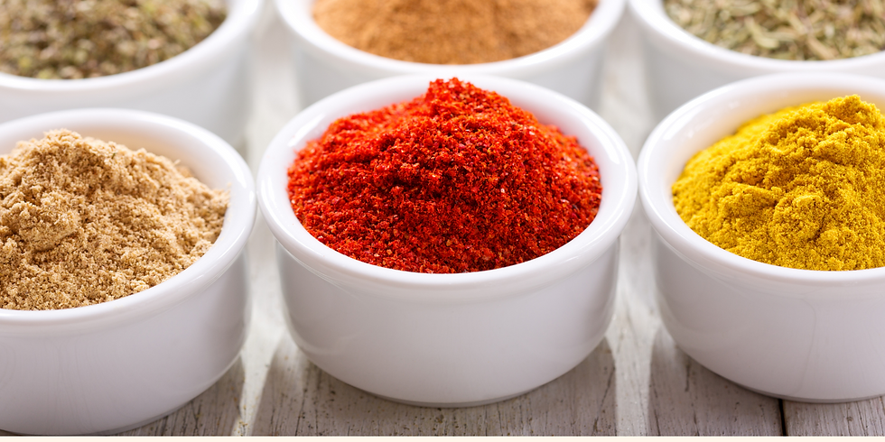 DIY Spice Blends & How to Use Them! ~ Cooking Class