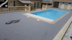 Plage piscine Porchères (33)