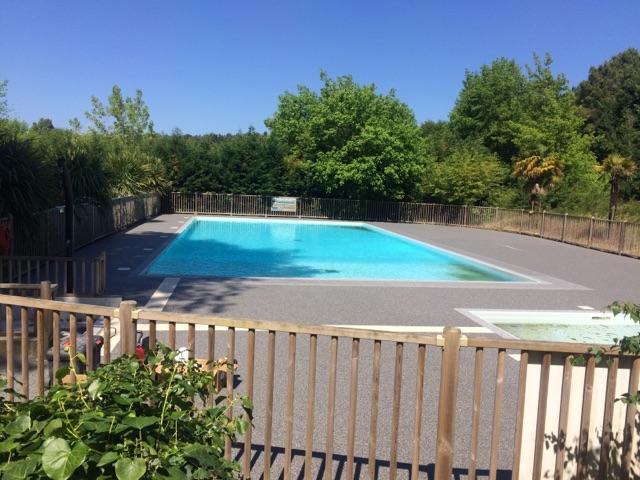 Plage piscine à St Paul en Born